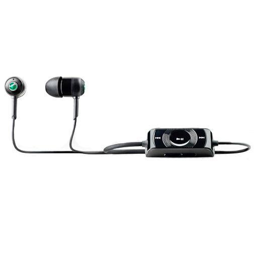 Productafbeelding van de Sony Ericsson Hi-Fi Remote Headset MH810