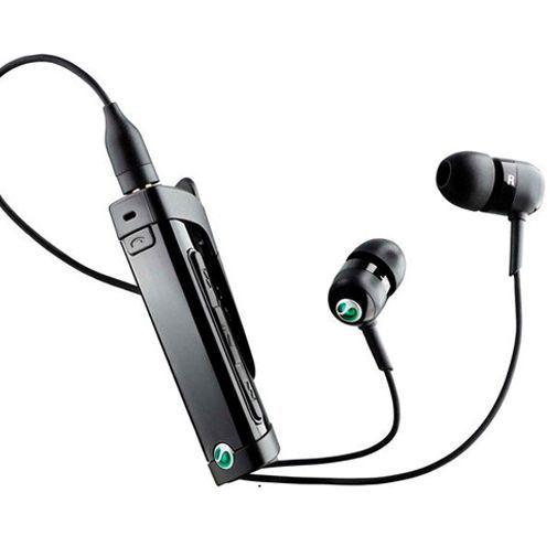 Productafbeelding van de Sony Ericsson MW600 hi-fi Draadloze Headset