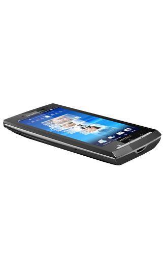 Productafbeelding van de Sony Ericsson Xperia X10 Black