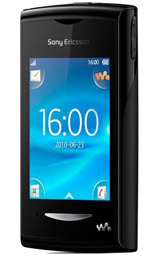 Productafbeelding van de Sony Ericsson Yendo Black