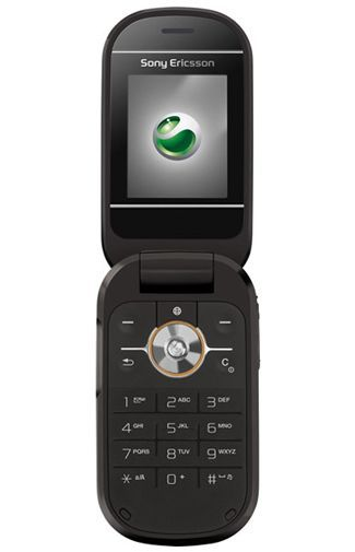 Productafbeelding van de Sony Ericsson Z250i Silent Black