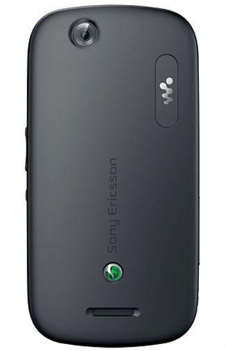 Productafbeelding van de Sony Ericsson Zylo Black
