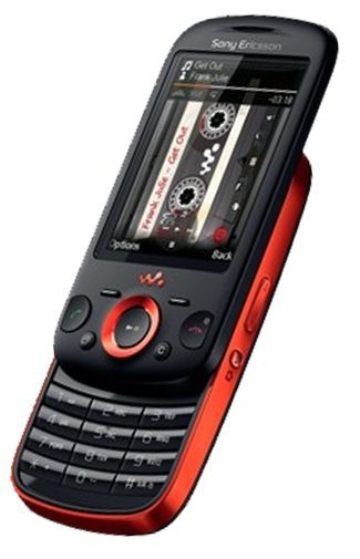 Productafbeelding van de Sony Ericsson Zylo Orange