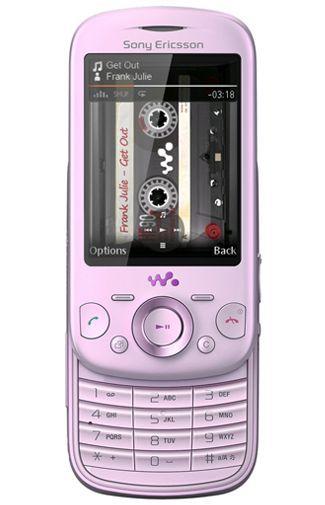 Productafbeelding van de Sony Ericsson Zylo Pink