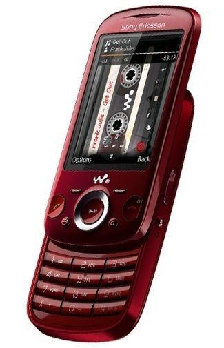 Productafbeelding van de Sony Ericsson Zylo Red