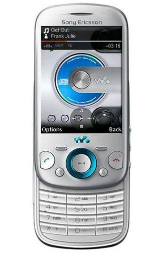 Productafbeelding van de Sony Ericsson Zylo Silver