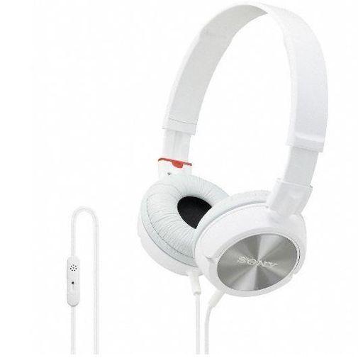 Productafbeelding van de Sony Headset DR-ZX302VP Stereo White