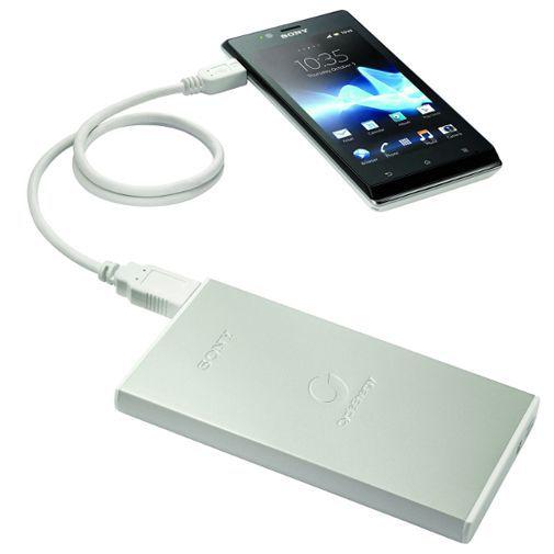 Productafbeelding van de Sony Portable Power Supply for Smartphones & Tablets 3.500 mAh