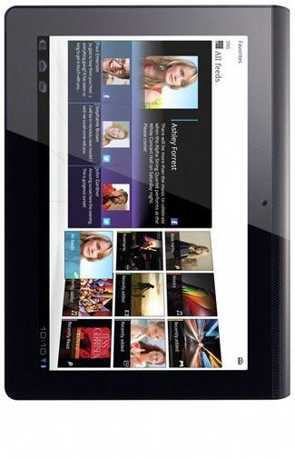 Productafbeelding van de Sony Xperia Tablet S 3G 16GB Black