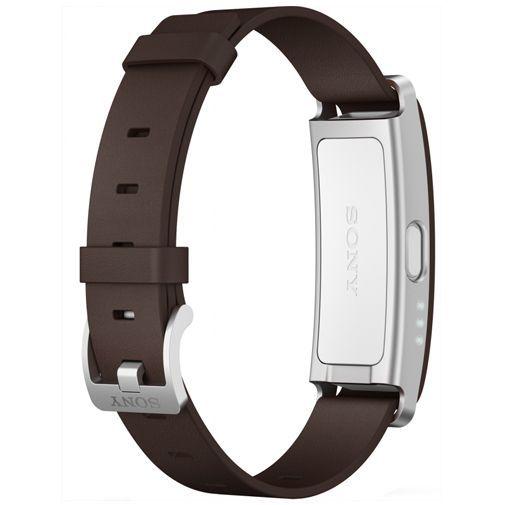 Productafbeelding van de Sony SmartBand Leather Brown