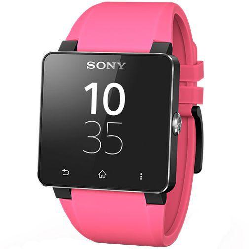 Productafbeelding van de Sony SmartWatch 2 Polsband Pink