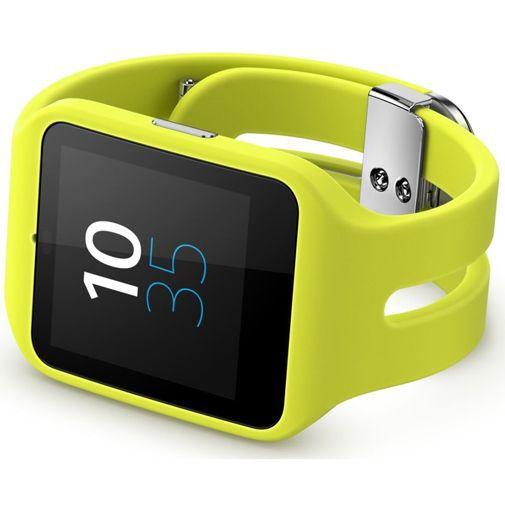 Productafbeelding van de Sony SmartWatch 3 SWR50 Yellow