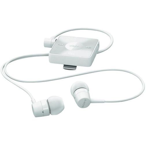 Productafbeelding van de Sony Stereo Bluetooth Headset SBH20 White