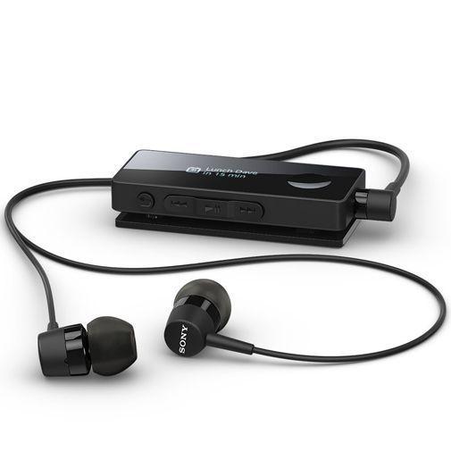 Productafbeelding van de Sony Stereo Bluetooth Headset SBH50 Black