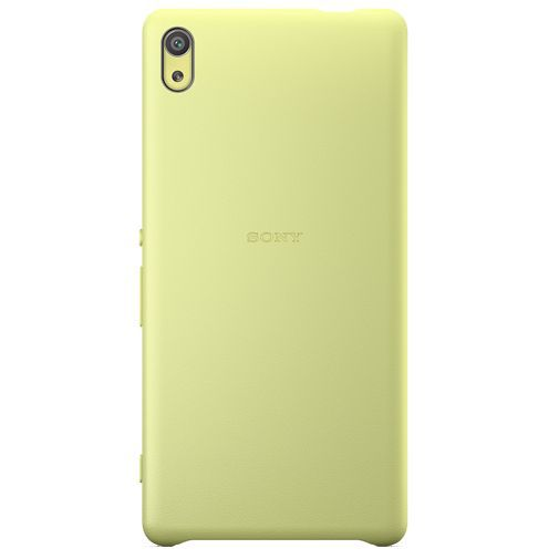 Productafbeelding van de Sony Style Back Cover SBC34 Lime Gold Xperia XA Ultra