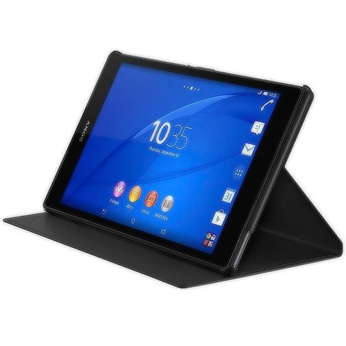 Productafbeelding van de Sony Style Cover Black Xperia Z3 Tablet Compact