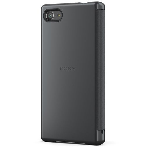 Productafbeelding van de Sony Style Cover Black Xperia Z5 Compact