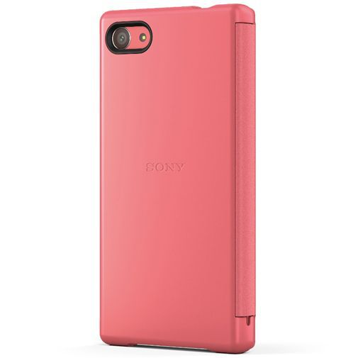 Productafbeelding van de Sony Style Cover Coral Xperia Z5 Compact