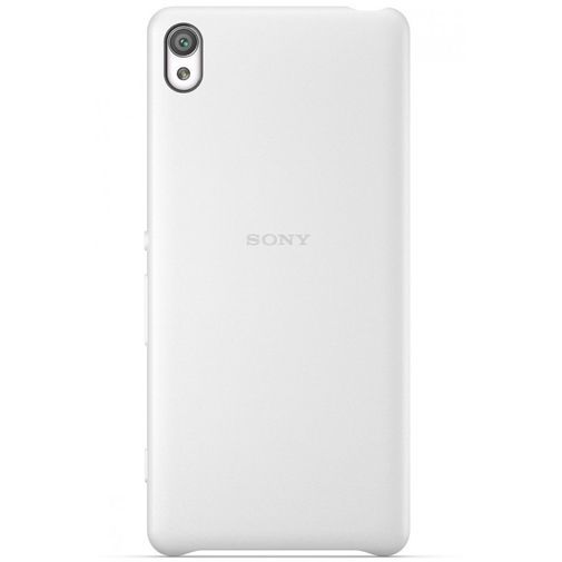 Productafbeelding van de Sony Style Cover SBC26 White Xperia XA