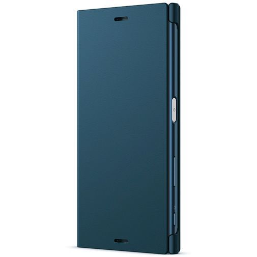 Productafbeelding van de Sony Style Cover Stand SCSF10 Blue Xperia XZ