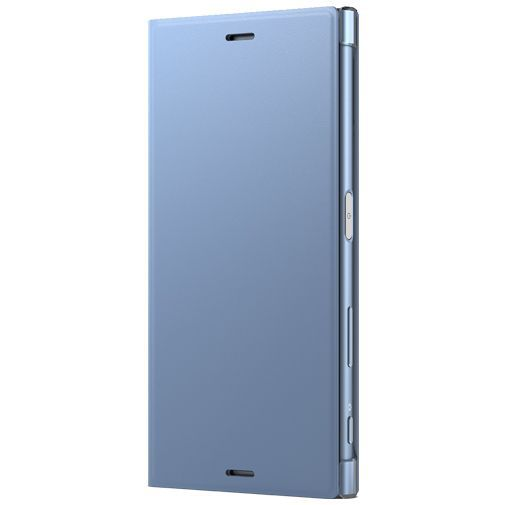 Productafbeelding van de Sony Style Cover Stand SCSG20 Blue Xperia XZs