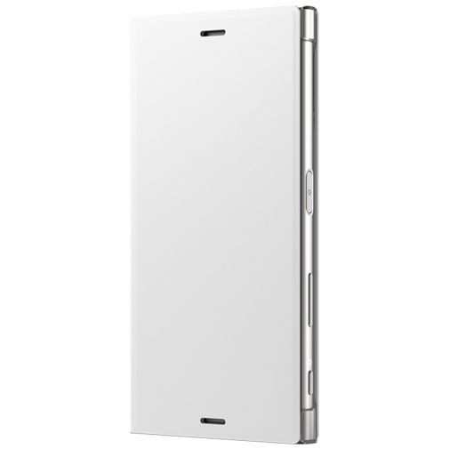 Productafbeelding van de Sony Style Cover Stand SCSG20 White Xperia XZs