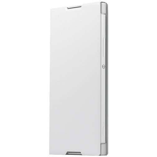 Productafbeelding van de Sony Style Cover Stand SCSG30 White Xperia XA1