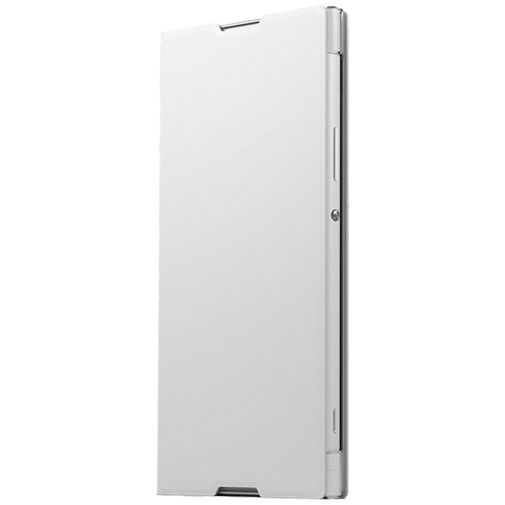 Productafbeelding van de Sony Style Cover Stand SCSG40 White Xperia XA1 Ultra
