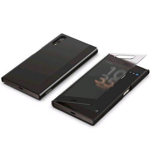 Productafbeelding van de Sony Style Cover Touch SCTF10 Black Xperia XZ