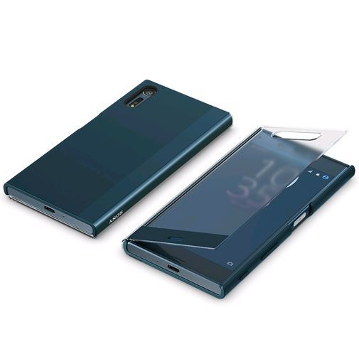 Productafbeelding van de Sony Style Cover Touch SCTF10 Blue Xperia XZ