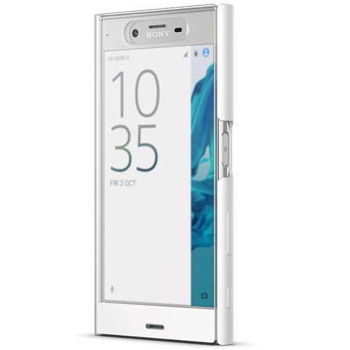 Productafbeelding van de Sony Style Cover Touch SCTF10 White Xperia XZ
