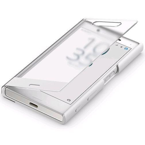 Productafbeelding van de Sony Style Cover Touch SCTF20 White Xperia X Compact
