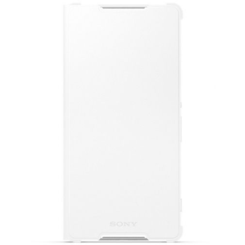 Productafbeelding van de Sony Style Cover White Xperia C5 Ultra