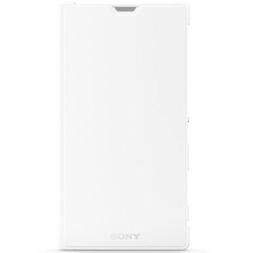 Productafbeelding van de Sony Style Cover White Xperia T3