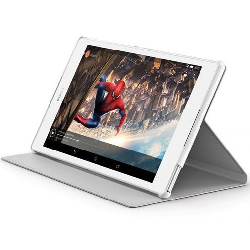 Productafbeelding van de Sony Style Cover White Xperia Z3 Tablet Compact
