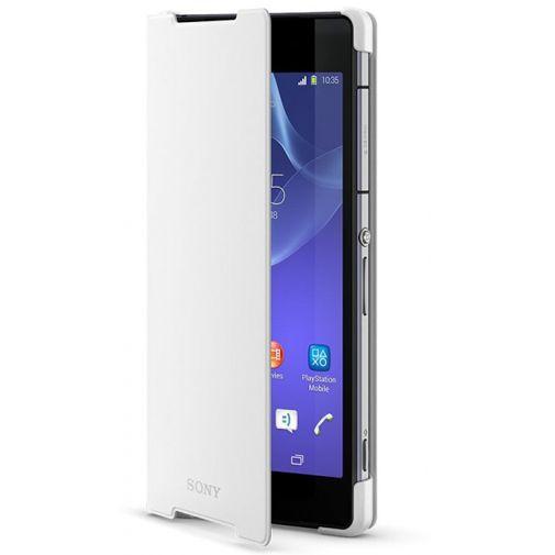 Productafbeelding van de Sony Style Cover Xperia Z2 White
