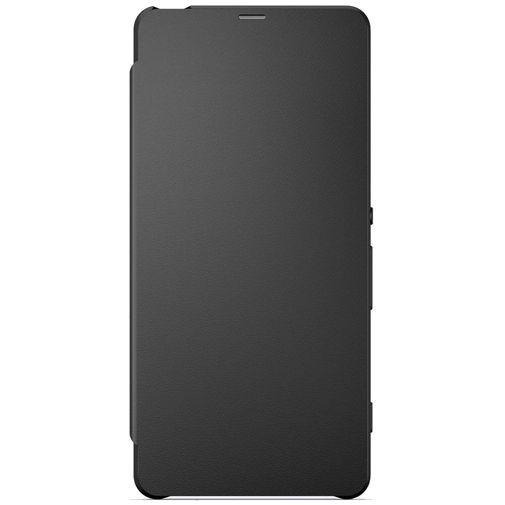 Productafbeelding van de Sony Style Flip Cover SCR54 Black Xperia XA