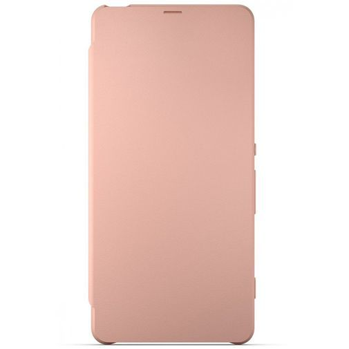 Productafbeelding van de Sony Style Flip Cover SCR54 Rose Gold Xperia XA