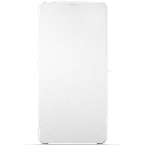 Productafbeelding van de Sony Style Flip Cover SCR54 White Xperia XA