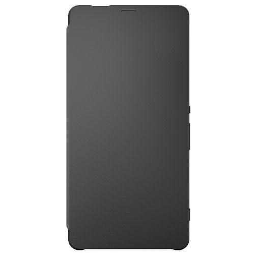 Productafbeelding van de Sony Style Flip Cover SCR60 Black Xperia XA Ultra