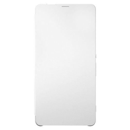 Productafbeelding van de Sony Style Flip Cover SCR60 White Xperia XA Ultra
