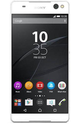 Productafbeelding van de Sony Xperia C5 Ultra Dual Sim White