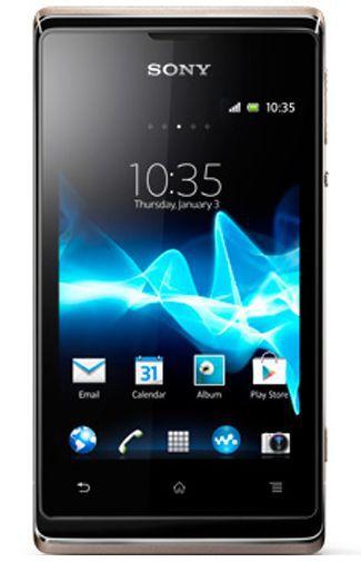 Productafbeelding van de Sony Xperia E Dual Gold