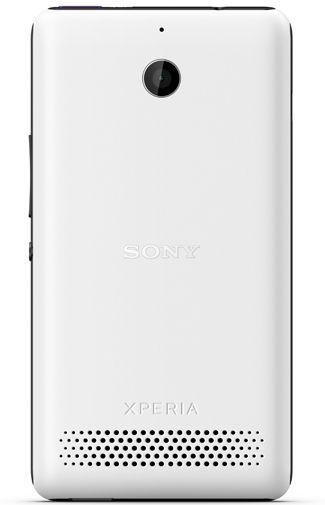 Productafbeelding van de Sony Xperia E1 White