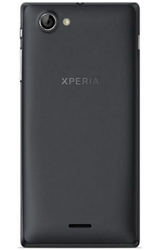 Productafbeelding van de Sony Xperia J Black