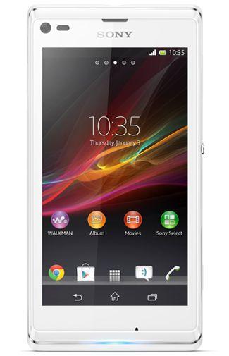 Productafbeelding van de Sony Xperia L White