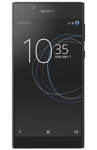 Productafbeelding van de Sony Xperia L1 Black