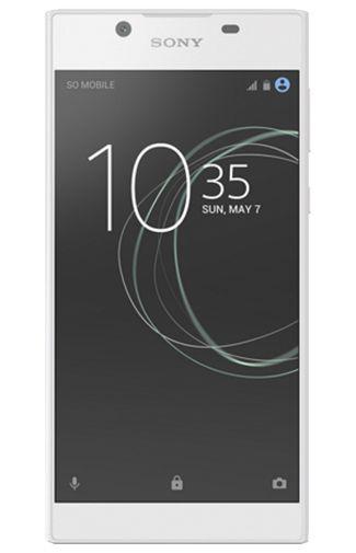 Productafbeelding van de Sony Xperia L1 White