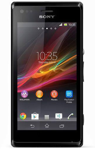 Productafbeelding van de Sony Xperia M Dual Black