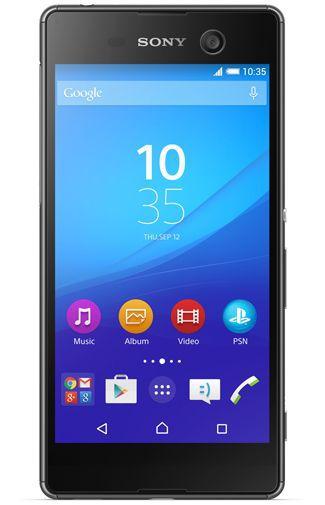 Productafbeelding van de Sony Xperia M5 Black